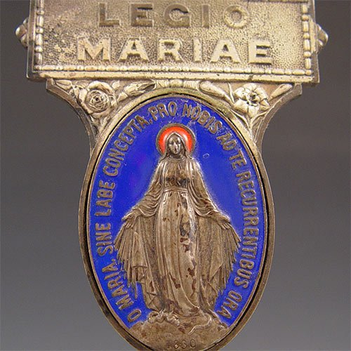 Billedresultat for legio mariae logo